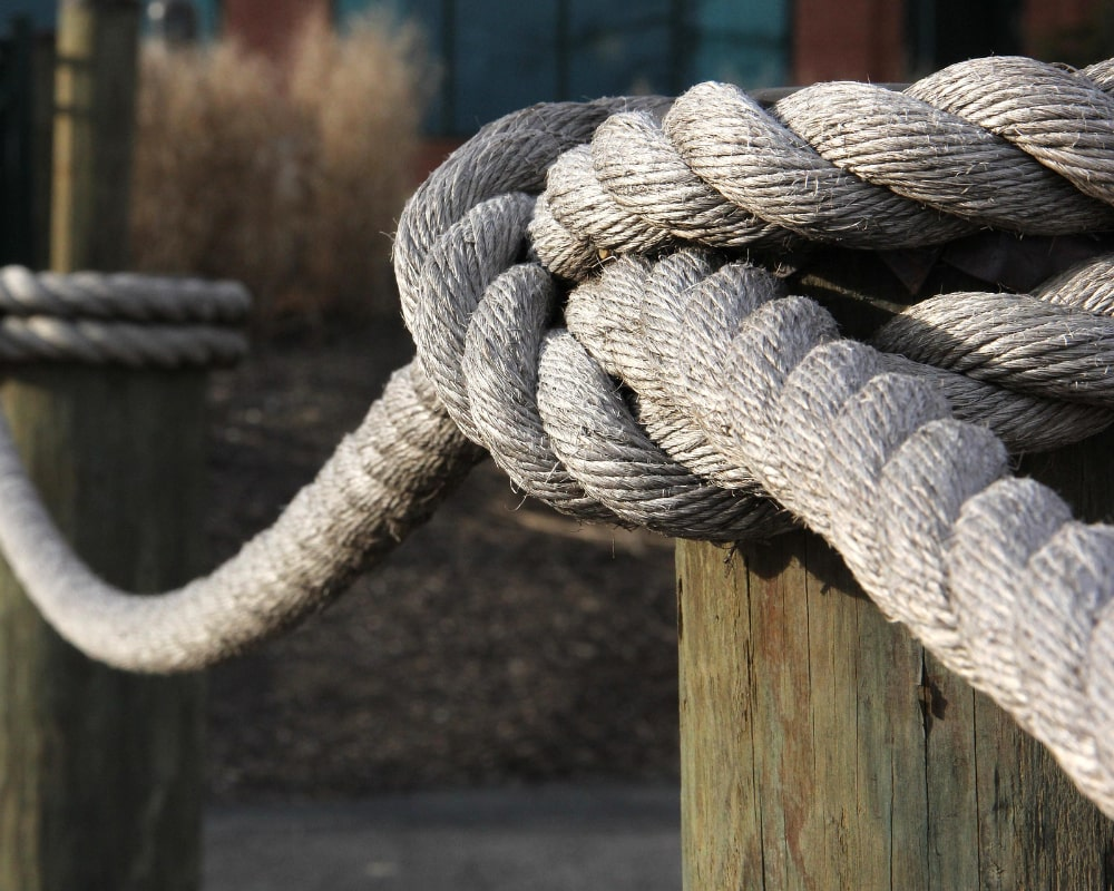Rope in Use