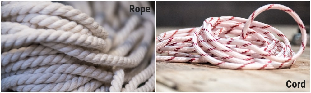 Rope vs Cord Comp.